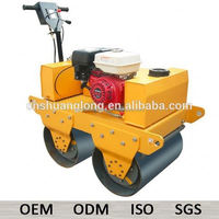 2Ton 20KN gasoline vibratory tamping roller factory