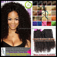 Ali Trade Assurance Paypal Accepted No Shedding Tangle Free Soft Dyeable Factory Price Chinese Kinky Curly Hair