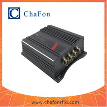 uhf rfid fixed reader has 4 antenna support ISO18000-6B/C with RS232 RS485 TCPIP interface