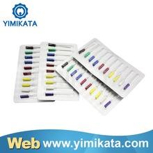 Foshan yimikata High Quaility dental supply disposable dental file high quality disposable dental file