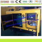 Baixo preço de fábrica, Ce, iso,8,10,15,20,25,30,100,150KVA gerador diesel à prova de som