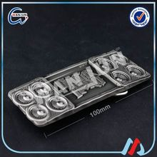 funny printing leather belt buckle