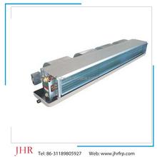 Horizontal Concealed Fan coil FP-WA horizontal fan coil unit