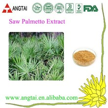 Saw palmetto fruit extract saw palmetto extract Fatty acids 25% 45% 45%