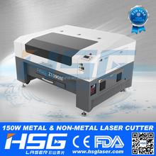 Hot Sale Multifunctional integration Sheet metal Acrylic laser cutting machine price HS-B1390M