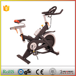 Indoor Spin Exercise Bike with Computer