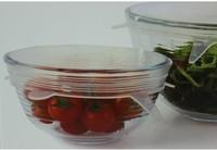 2012 hot selling silicone fresh wrap/food grade silicone fresh wrap