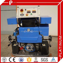 Hydraulic waterproof fireproof foam spray machine