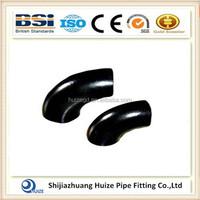 ASME B16.9 wrought steel socket welding fitting long radius elbows