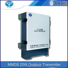 uhf/vhf/mmds long distance transmitter wireless