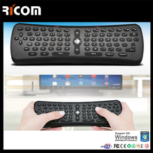 Android TV Box Air Fly Mouse With Keyboard,Fly mouse keyboard,remote air mouse keyboard--T6--Shenzhen Ricom