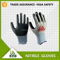 nylon lined nitrile coated gloves best knitted work gloves