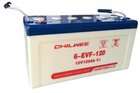 Maintenance Free (MF) Battery for electric car, electric tricycle, 12V 120Ah