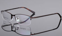 high-quality men fashion newest latest optical eyeglass frames for men half-rim eyeglasses frame buy china eyeglasses online