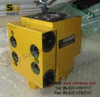 PC200-6 service valve relief for excavator hydraulic parts 702-21-09147
