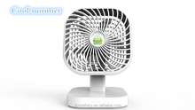 New design light-weight cute cartoon ,snail shape portable electric usb mini fan with strong cooling wind