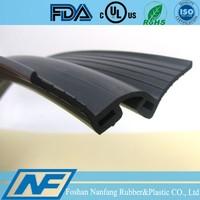glass sealing waterproof rubber seal strip
