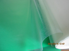 hot melt adhesive film for organic glass