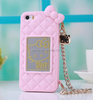 Hello Kitty KT Silicone cell phone case, cell phone case for mobile phone accessory