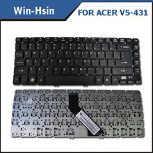 Laptop keyboard for acer v5-471 klavye v5-431 v5-471g v5-471p v5-471pg series