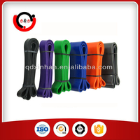 Cheap Colored 41'' Power Band Set for Workout Training