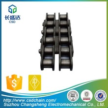 CSD roller chain for motorcycles with Hi tensile