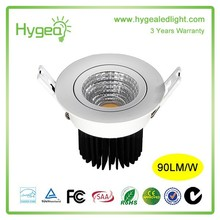 Dimmable LED Downlight, 18W SMD5730 COB LED Down Light