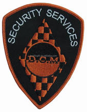 SECURITY SERVICE SEW ON PATCH / BADGE
