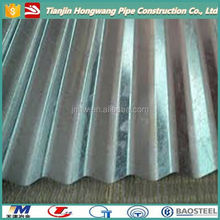 Corrugated roofing building material prices