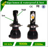 Wholesale 12v 22w auto h1,h3,h4,h7,h8,h9,h11,9h13,9004,9005,9006,9007 high power led car headlight