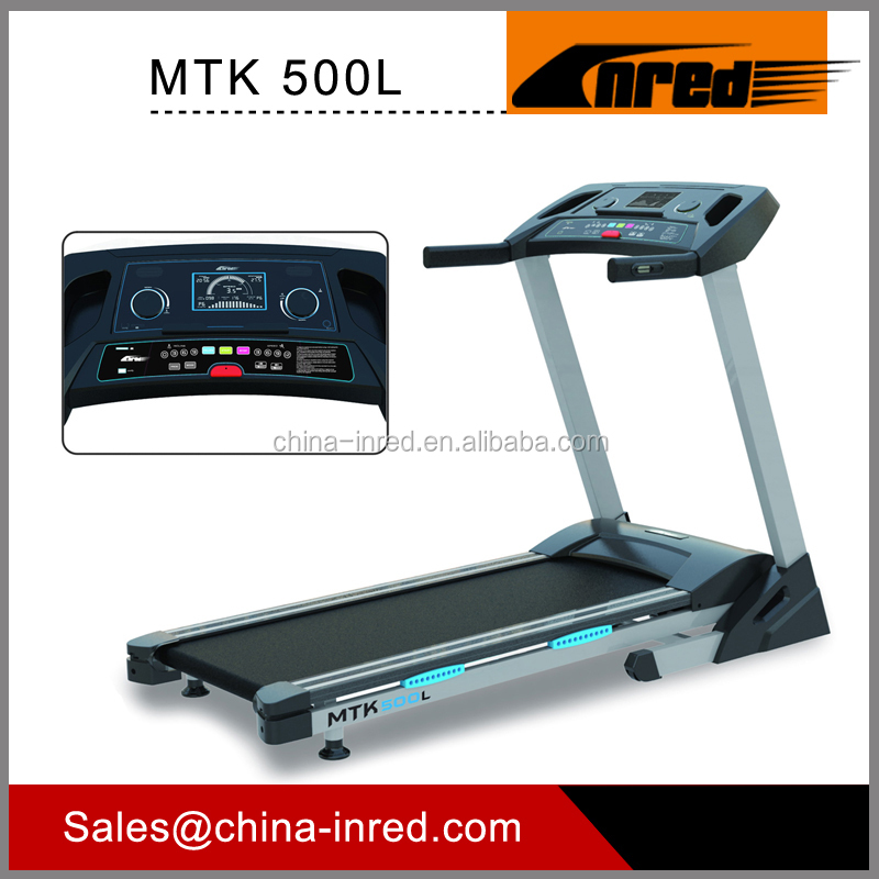 2015 Newly Designed Mtk500l Cheap Home Electric Treadmill