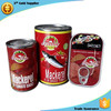 Ghana canned food from China cheap easy open Ghana canned fish food
