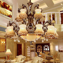 modern new design Italian gold pendant light for restaurant and hotel project
