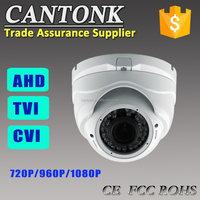 Vandalproof IR Dome Camera 2.8-12mm varifocal lens TVI Security Camera