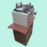 leather&pu belt edge grinding machine with high quality