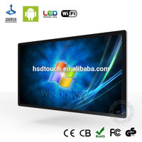 47inch lcd monitor usb video media player for advertising