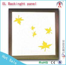 el backlight el sheet el panel/low price el backlight sheet/el glowing backlight lighting
