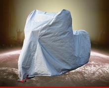 OEM polyester pongee taslon pvc sunscreen rainproof dust proof electrombile motorcycle cover