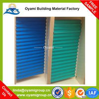 Alibaba china building materials beautiful appearance africa pvc roof tile