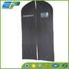 Cheap plastic black plastic suit cover