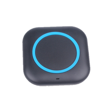 Universal Qi Wireless Charger Square Power Transmitter Charging Pad Mat for iPhone Samsung Mobile Phone
