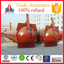 CE ISO BV certificate factory price trade assurance horizontal creosote vaccum heat wood treatment equipment