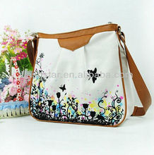 2013 Chinese Style Canvas Shoulder Bag
