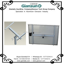 pv solar mounting bracket system support for pitched roof aluminum frame for photovoltaic panels