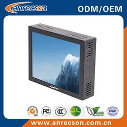 High quality mini 7 inch LCD monitor with BNC/AV input