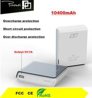 10400mah power bank charging case