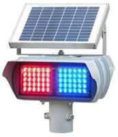 Construction Flashing Warning Traffic Light for Road Safety