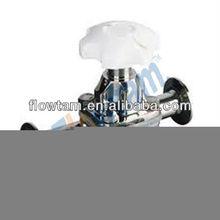 manual de la válvula de diafragma