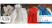 wedding dress for the bride and groom used clothes for cheap price
