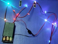 Flashing Led sound Module With Light Sensor alibaba china